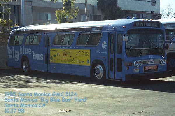 1985 GMC 5124