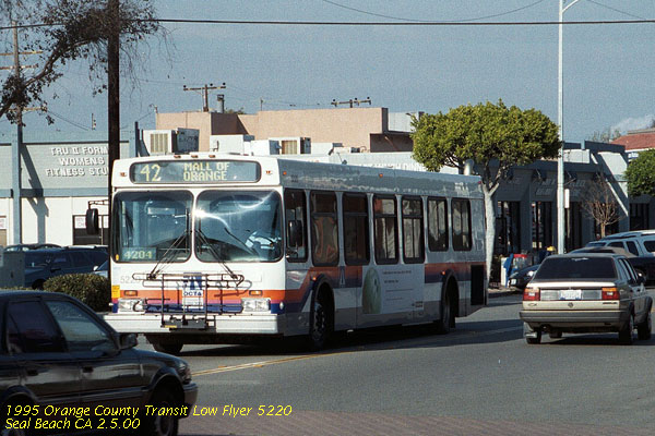 1995 Orange County Low Flyer 5220